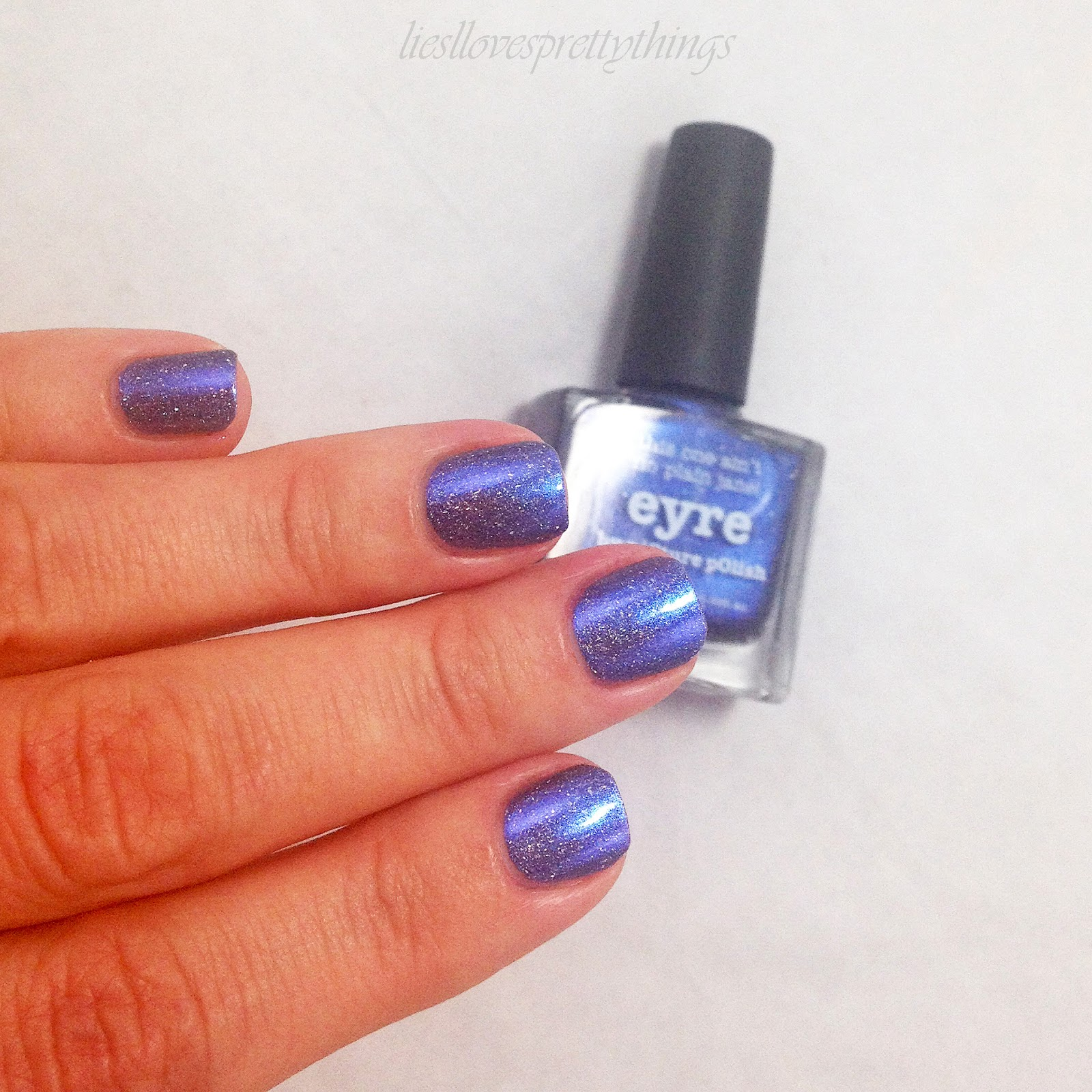 piCture pOlish Eyre swatch and review