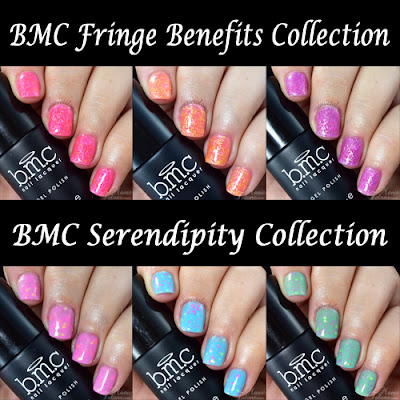 BMC Fringe Benefits and Serendipity Collections