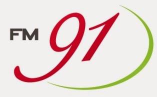 91 FM de Taquara RS ao vivo
