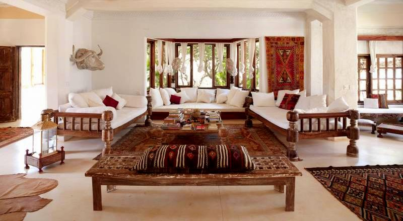 An indian summer the majlis for Living room ideas kenya