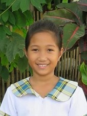 Rebecca - Philippines (PH-630), Age 9