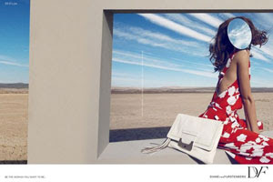 DVF spring 2012 ad campaign