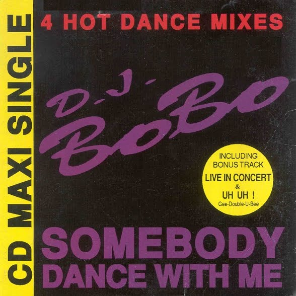 Dj bobo* - somebody dance with me