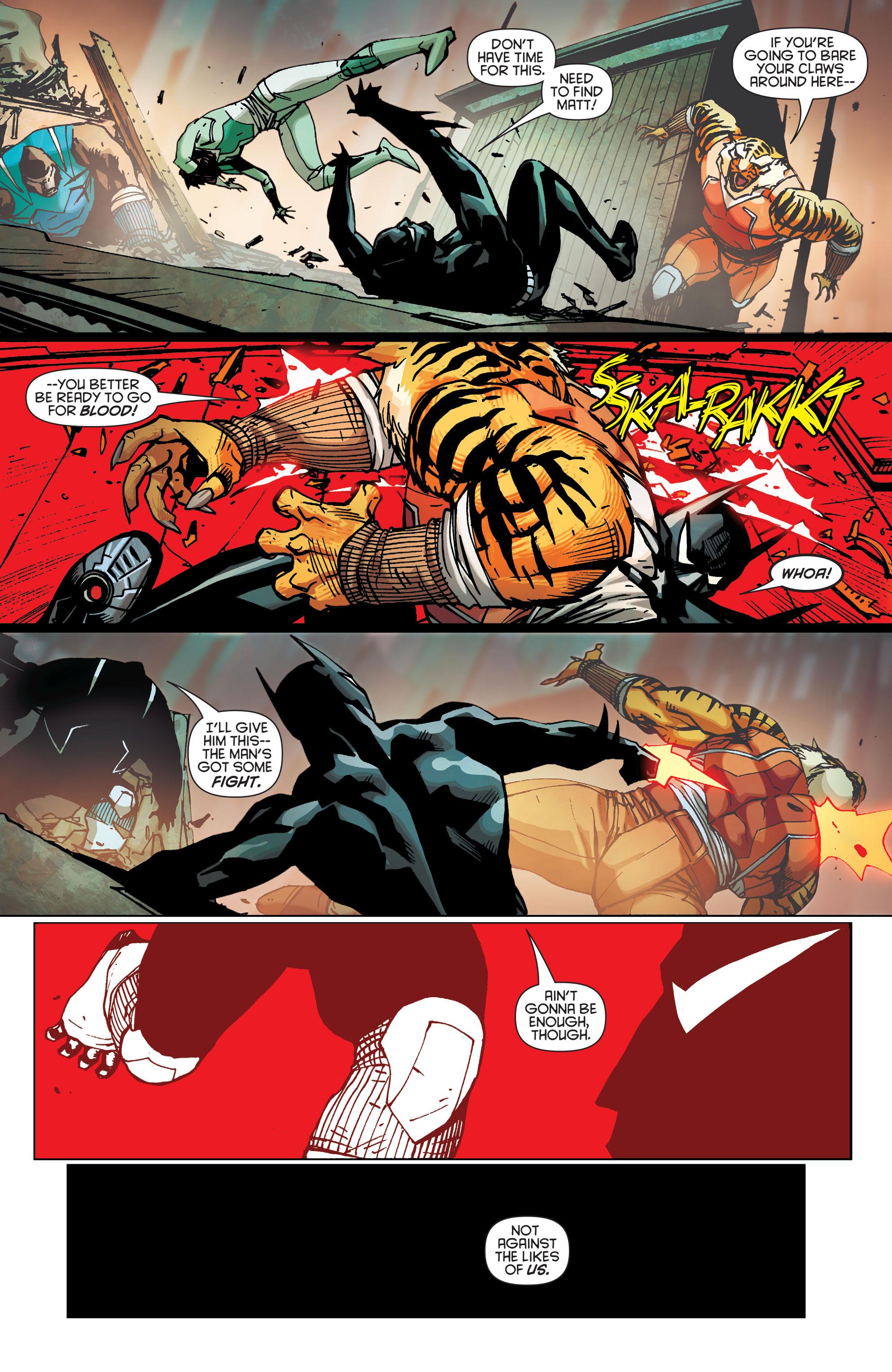 Batman Beyond (2015) Issue #9 #9 - English 17