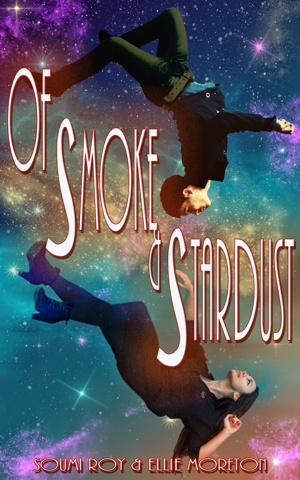 http://www.wattpad.com/myworks/31290385-of-smoke-and-stardust