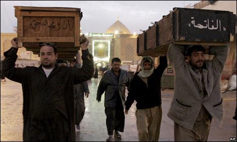 Lancet study iraq deaths