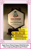 desain plakat, gambar papan nama, grafir laser jakarta