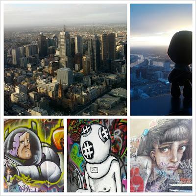 Viaje a Australia. Día 6: Visitando Melbourne CBD