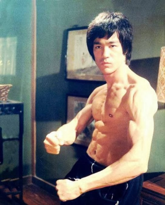 foto: Bruce Lee
