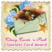 Classy Cards 'n Such Award
