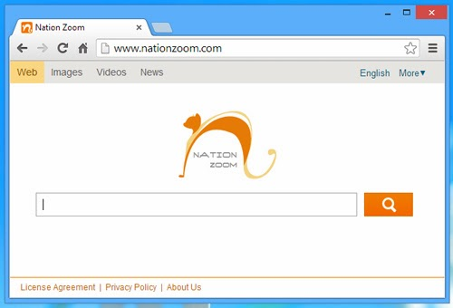 Quitar Nation Zoom Browser Hijacker, paso a paso guía Tutorial para