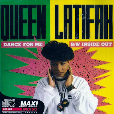 Queen Latifah – Dance For Me (CDS) (1989) (320 kbps)