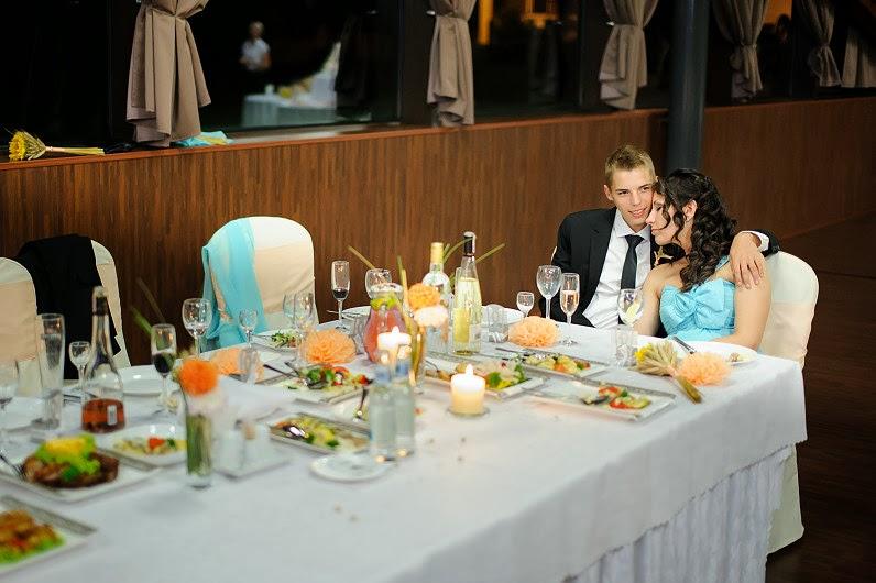 vestuvių puotos stalai