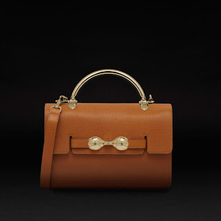 Photot of Mulberry Bayswater with ladybird hardware