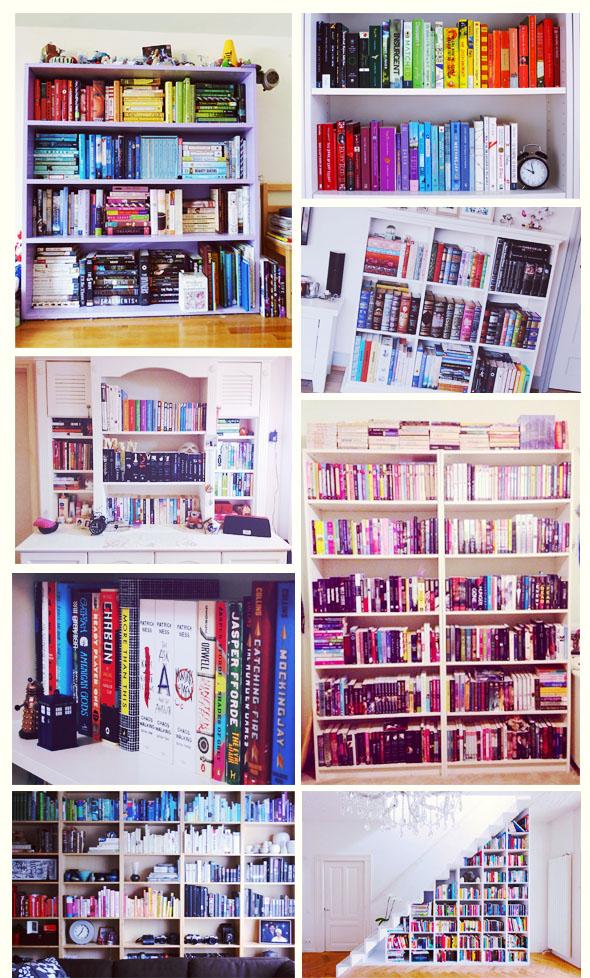 Dream memories blog literario tumblreando 20 - Estanterias de libros ...