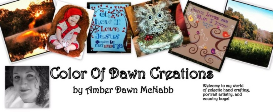 Color Of Dawn Creations