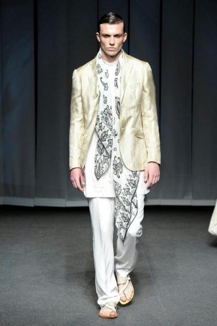 Etro Spring-Summer 2013 Menswear Photo 17