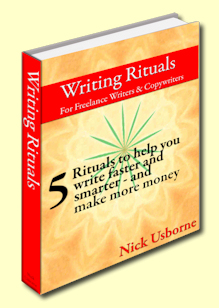 Writing Rituals - Write faster, increase your writing productivity, and make more money.