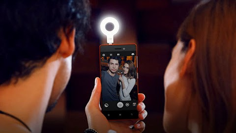 Lenovo VIBE Xtension Selfie Flash