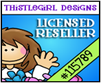 Clipart From Thistle Girl Designs