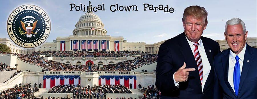 Political Clown Parade