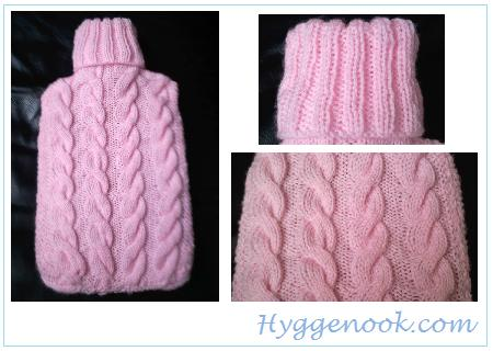 Knitting Pattern For Cable Hot Water Bottle Cover : KNITTED HOTWATER BOTTLE COVER PATTERN 1000 Free Patterns