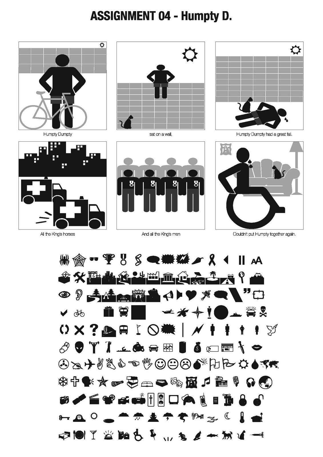 Symbols Research Blog Humpty Dumpty Exercise