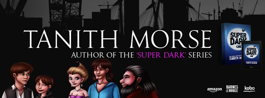 Official Website of Tanith Morse