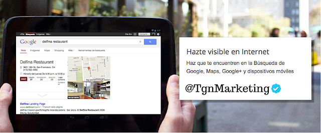 Tarragona Marketing & Google Places