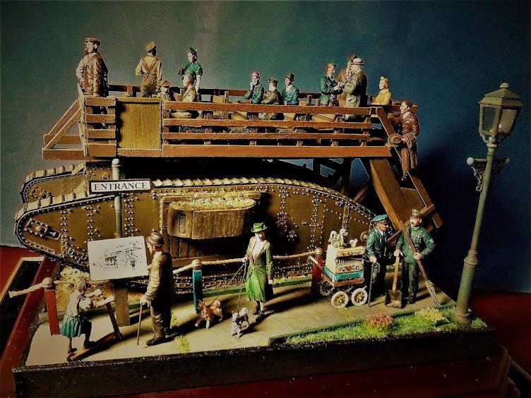 SANTYAGO: Modelismo y Miniaturas