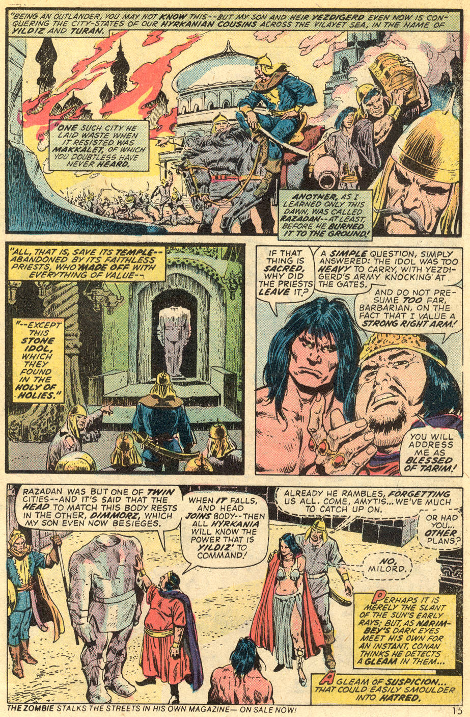 Conan the Barbarian (1970) Issue #36 #48 - English 10