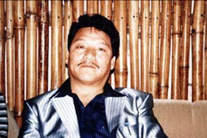 Gorkha Janmukti Morcha chief Bimal Gurung