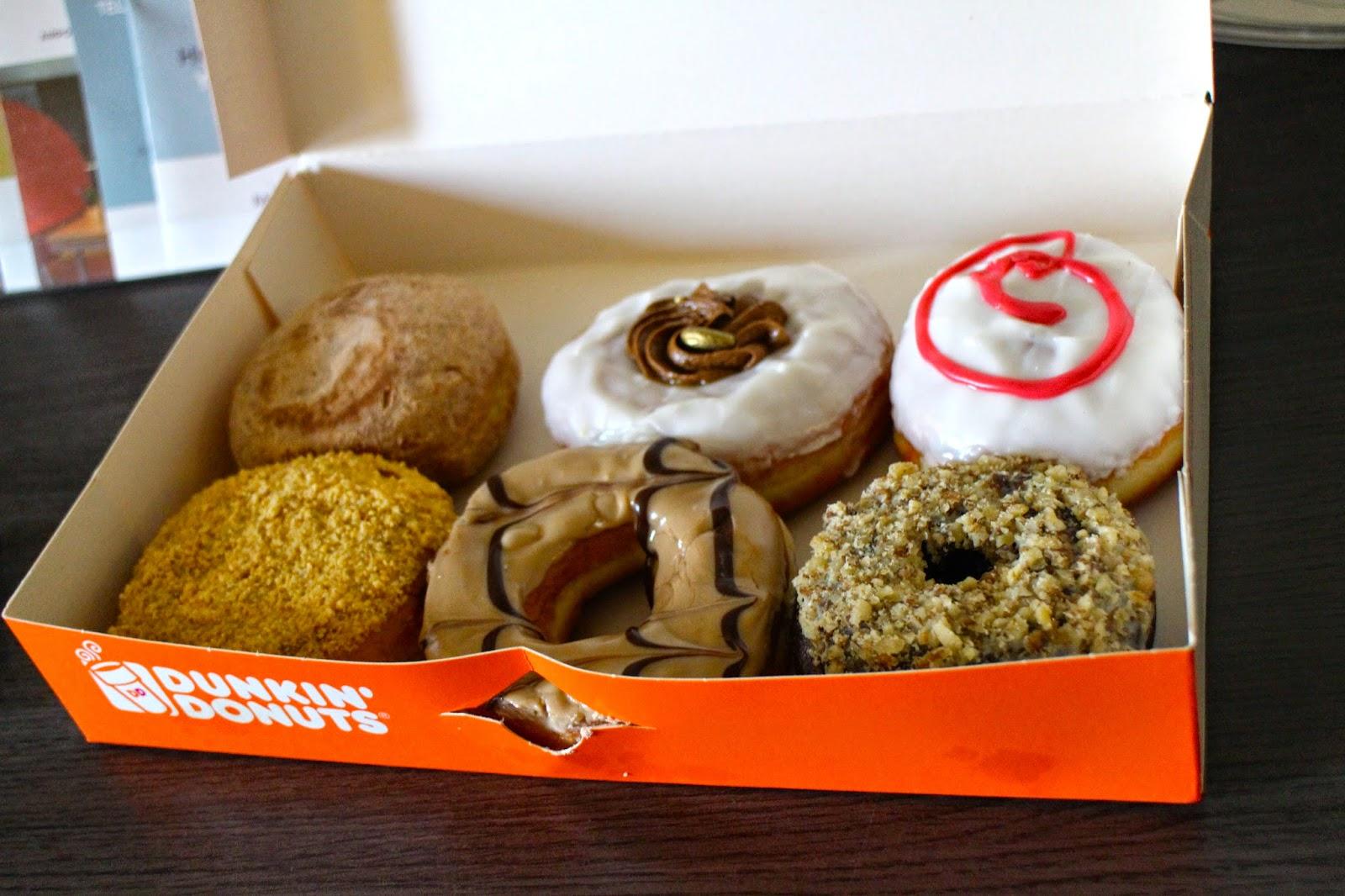 dunkin donuts, berlin