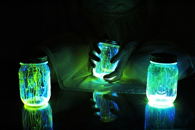 The Best Glowing Spray Paint