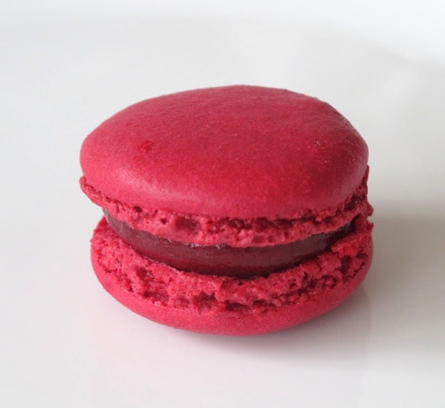 Ptisserie Carette Paris - Macaron framboise