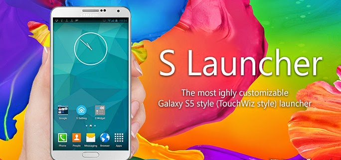 S Launcher Prime (Galaxy S5 Launcher) 2.9 APK