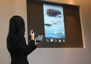 Fitur Wireless Display di Liquid S1