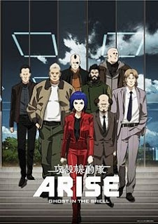 Linh Hồn Của Máy - Ghost In The Shell Arise - Border 1: Ghost Pain
