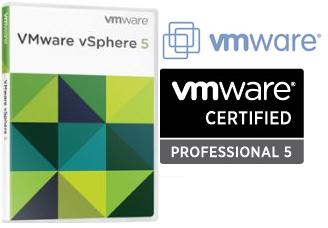 VMware Certified Professional on vSphere 5