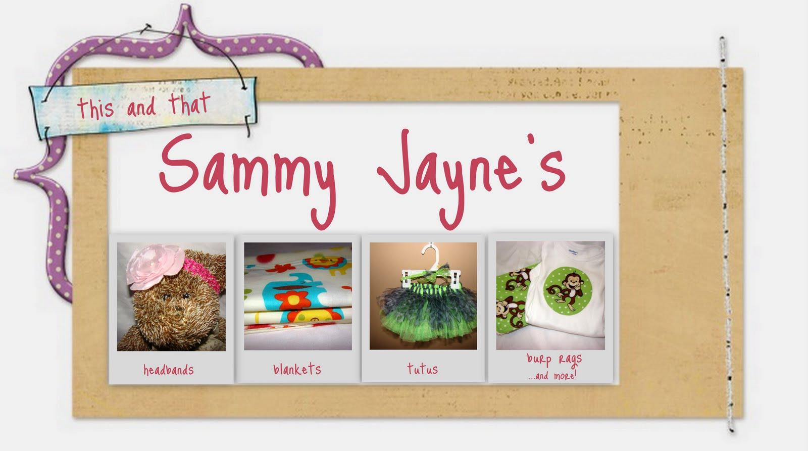 Sammy Jayne's