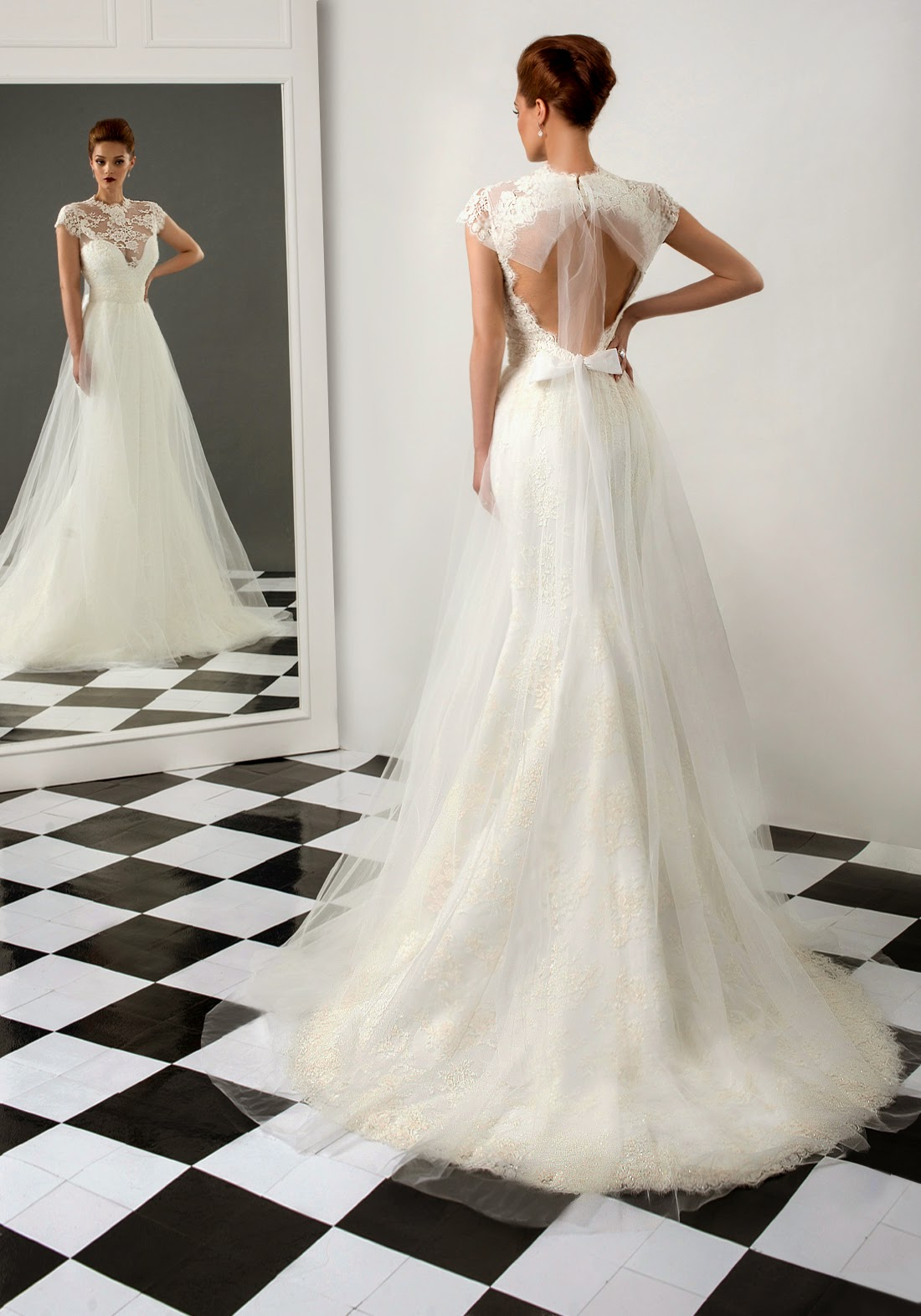 2015 Wedding Dresses by BIEN SAVVY