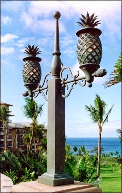 Ritz Carlton Hotel-Kapalua Maui, Hawaii.