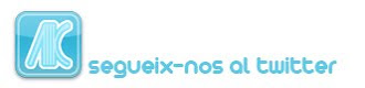 Segueix-nos a les xarxes socials