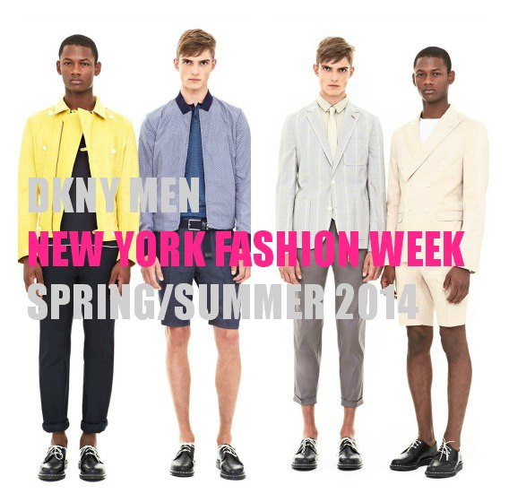 DKNY Men Spring Summer 2014 New York Fashion Week
