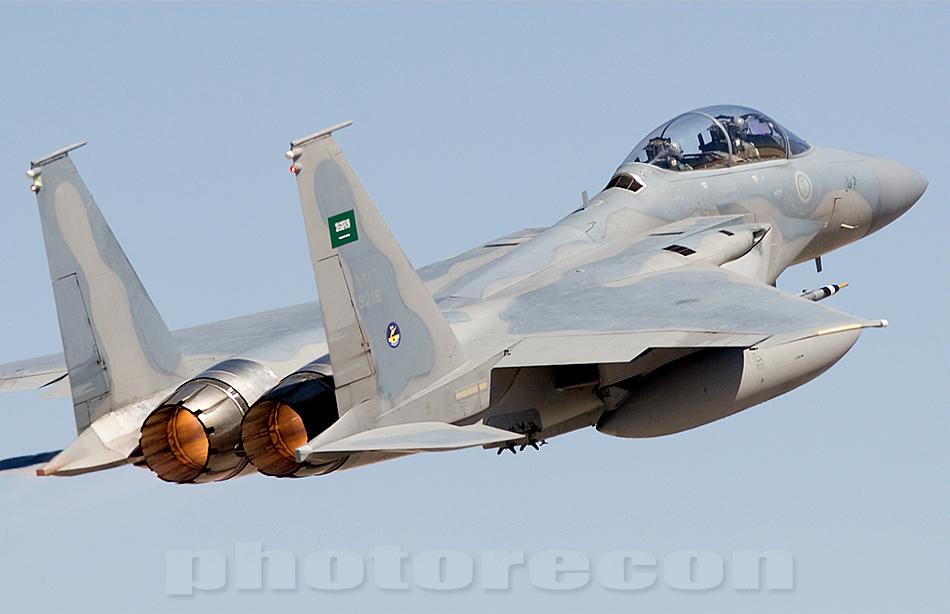 الموسوعه الفوغترافيه لصور القوات الجويه الملكيه السعوديه ( rsaf ) F15s