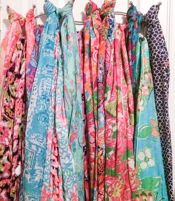 lilly pulitzer after party sale tips scarf