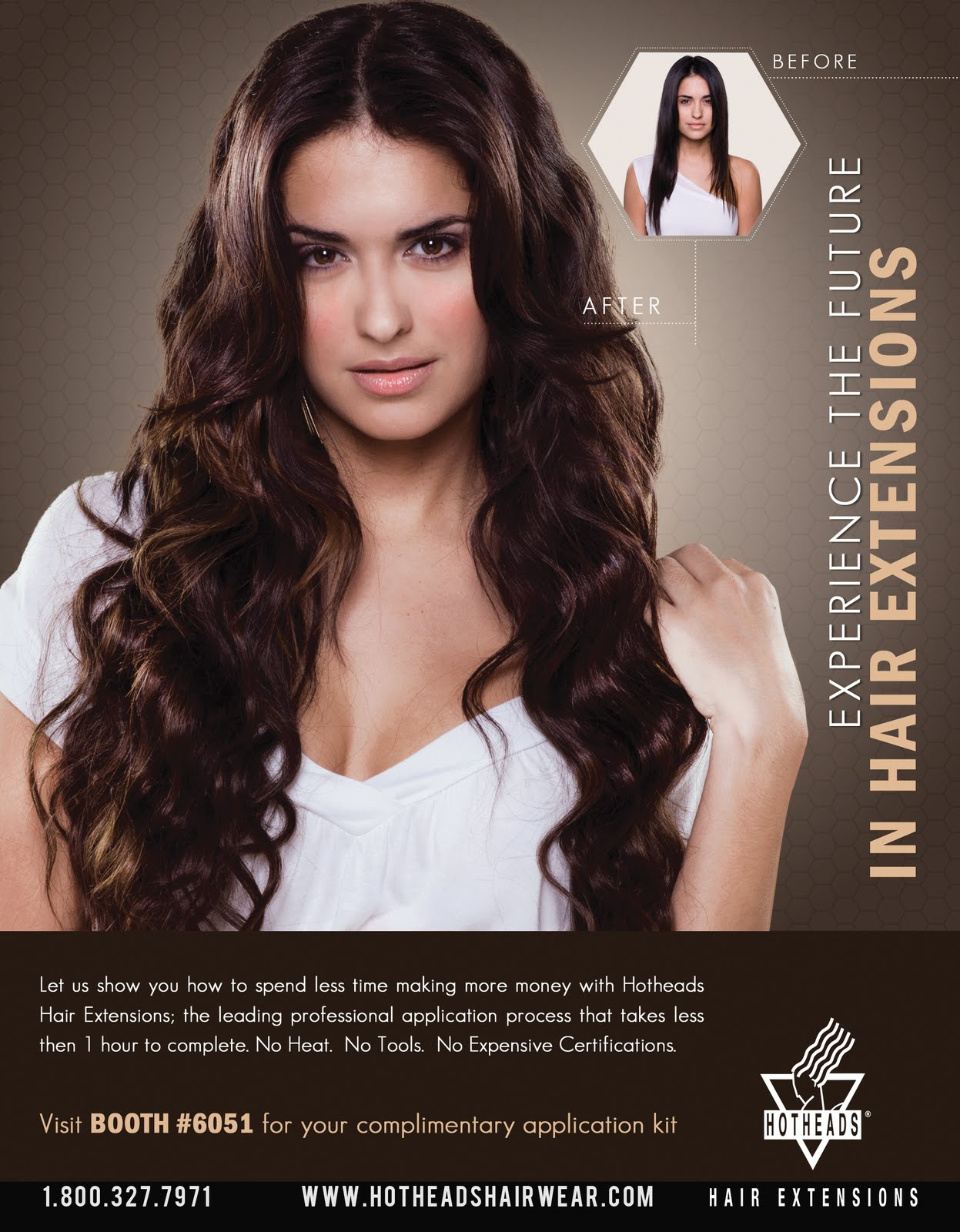 Orlando Premiere Show June 5th And 6th Hotheads Hair Extensions