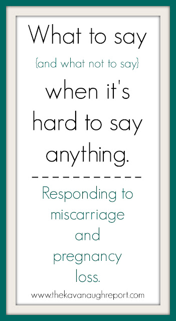 pregnancy loss, miscarriage, responding