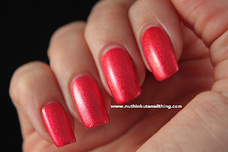Rimmel Cocktail Collection Hawaiian Punch Pink