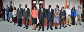 Nombra Xalapa Visitante Distinguido al Embajador de Costa de Marfil